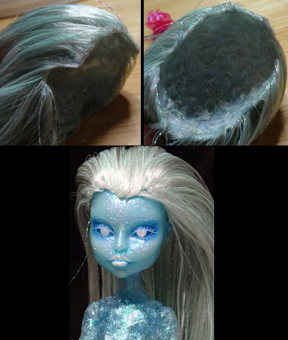 how to make a wig head